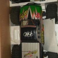 Remote Control Battery Mad Truck For Sale