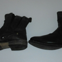Mens Caterpillar leather size 10 boots R350