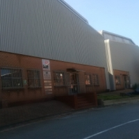 Industrial Warehouse space for rent in Aeroton