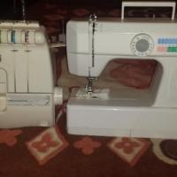 11 Function Finesse Sewing Machine Toyota SL3404 Over locker