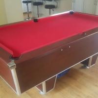 Pool Table For Sale - Domestic Royal Mahogany