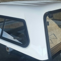 BUCCO REFURBISHED TOYOTA HILUX EXTRA CAB 2005-2015 CANOPY FOR SALE!!!!