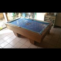 Blue Bulls Pool Table