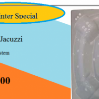 Jacuzzis, Jacuzzi Covers and more this Winter!