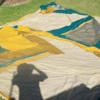 Complete tent (L-shape)
