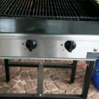 6 burner gas griller for sale