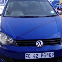 2013  volkswagen polo vivo 1.4 blue