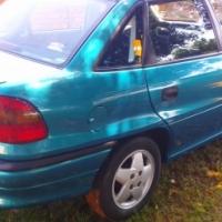 2000 Opel Astra 1.6 Euro