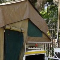 4x4 camp trailer