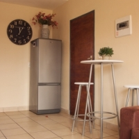 Move Into a Nice 2 Bedroomed Flat with Balcony Very Spacious Pta West