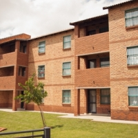 Newly 2bedroom  built flats to rent in Pta West