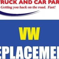 VW Mechanical and Body Spares AND Glass