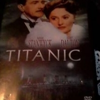 Heel eerste Titanic ( outydse een)