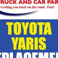 YARIS Mechanical Spares and Body Parts AND Glass!