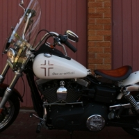 Harley Davidson Street Bob 2008