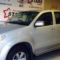 2010 Toyota Hilux 3.0 D4D 4x4 Raider A/T From R5, 249 p/m* T&C's