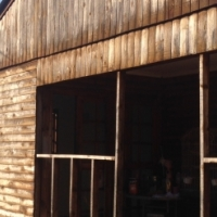 8m x 6m wood cabin / Wendy house for sale