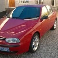 2001 Alfa Romeo 2.0 T-Spark
