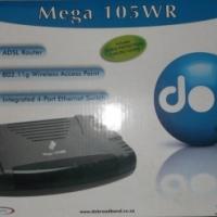ADSL ROUTER MEGA 105WR