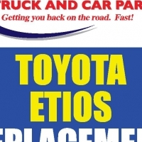 Etios Mechanical Spares and Body Parts AND Glass!