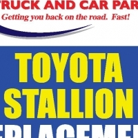 Stallion Mechanical Spares and Body Parts AND Glass!