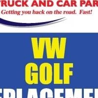 Golf All Models! Mechanical Spares and Body Parts AND Glass!