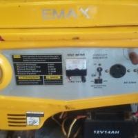 Generator emax 5.5 kw