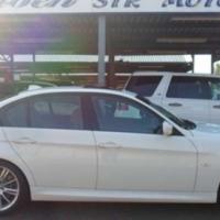 BMW 3 Series 330D (E90) SPORT FACELIFT 53185KM FSH EXTENDED PLA