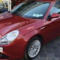 Alfa Romeo Giulietta 1.4TBi Distinctive