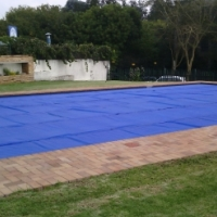 Keep your pool in shape.