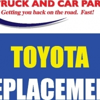 Toyota Mechanical and Body Spares And Glass