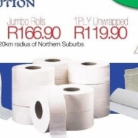Toilet paper promo 2016
