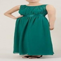 Emerald Evening Dress