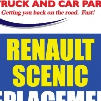 Scenic Mechanical Spares and Body Parts AND Glass!