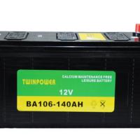 140AH Deep Cycle Battery TwinPower R1300