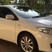 Toyota Corolla 1.6 ADV. MMT SOLD