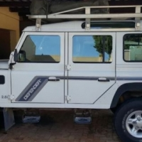 1999 Land Rover Defender 110 2.8 SW