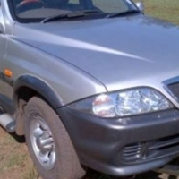 SsangYong Musso,2002 Stripping for Spares