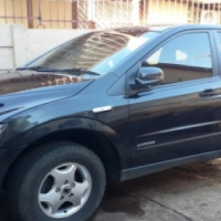 SsangYong Actyon,2006,2.0XDI, Stripping for Spares