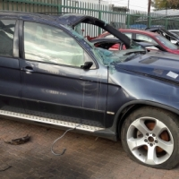 Now Stripping BMW X5 For Spares