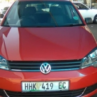 VW Polo Vivo 1.4 Engine Comfortline 2014 Model with 5 Doors Factory A/C and C/D Player.