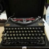 Imperial Antique Typewriter