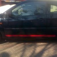 2005 Ford Fiesta 1.6i 3Dr 155000km Neat