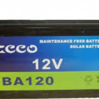 120AH Deep Cycle Battery ecco R1300