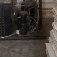 refurbish compressor units with blower coil