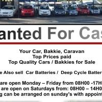 Wanted 1.4 Opel Corsa Bakkie