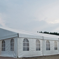 9MX18M FRAME TENT,Tiffany Chairs, Wimbledon Chairs, Phoenix Chairs