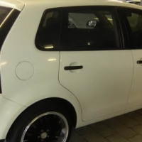 VW Polo Vivo 1.6 Engine 2014 Model, 5Doors, Factory A/C, Central Locking, Colour Silver, 47000Km,