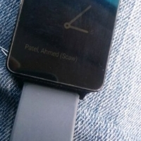 Lg g watch w100- Android Wear - Excellent condition - R1000