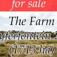 The Farm Zyferfontein 293 - Measuring: 1713.0640 ha (Groot Marico Area)
